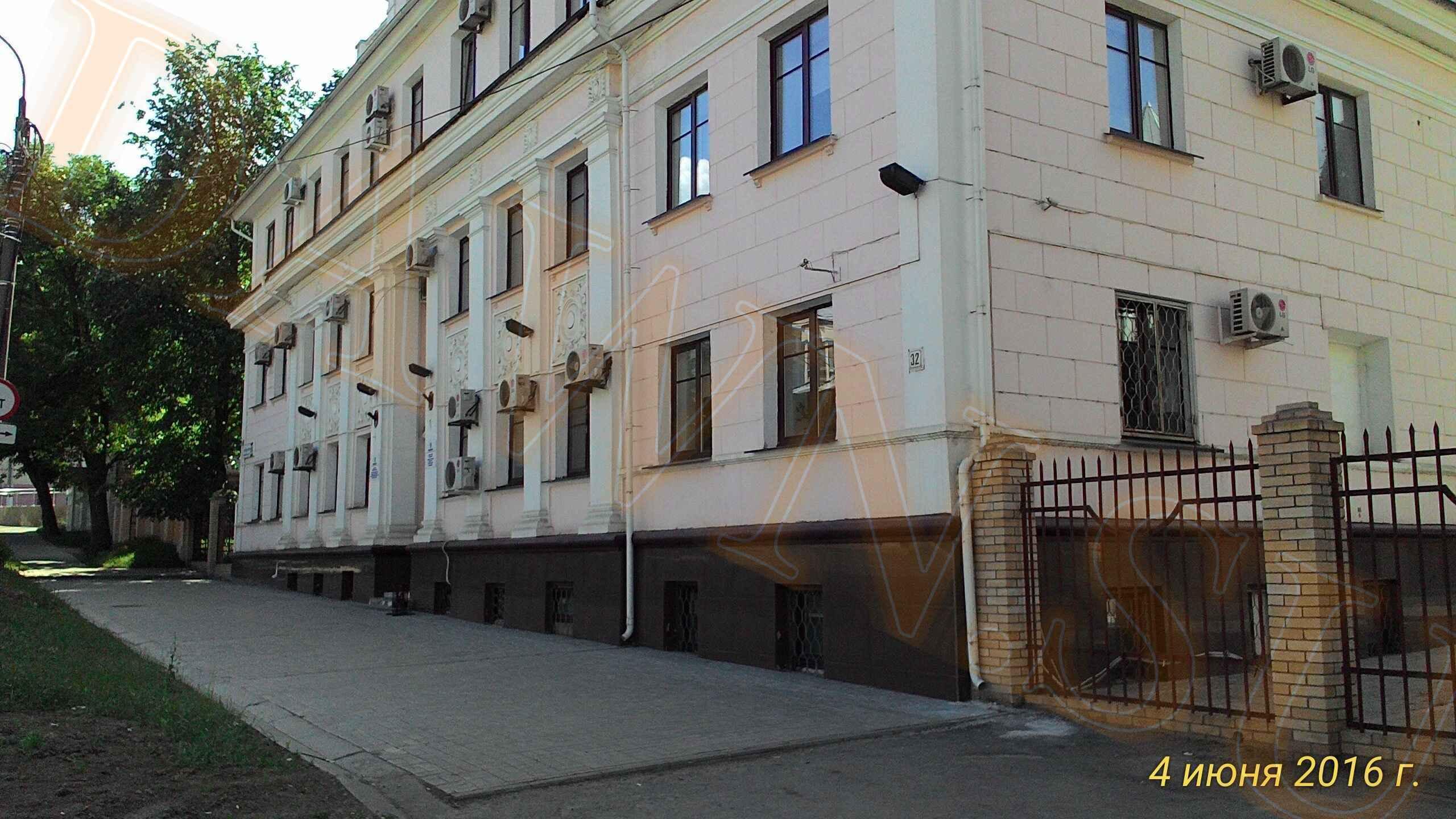 Ремонт административного здания